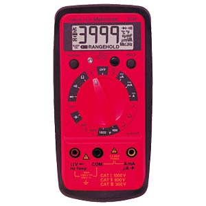 Multimeter 35XP-A, digital, 3999 Counts AMPROBE 35XP-A 2727849