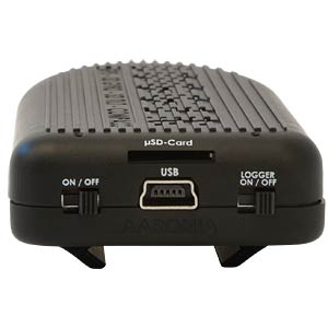 GPS-Logger mit 6 Sensoren, Gyro,Tilt AARONIA 330