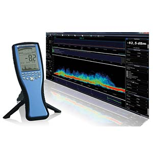 Spektrumanalysator SPECTRAN HF60100 V4, 9400 MHz, 1 Kanal AARONIA 176-4