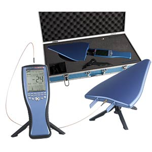 Spektrumanalysator SPECTRAN HF6060 V4, 6000 MHz, 1 Kanal AARONIA 174-4