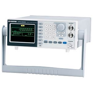 DDS-Funktionsgenerator, 0,1 Hz - 5 MHz GW-INSTEK 01AF200500GS
