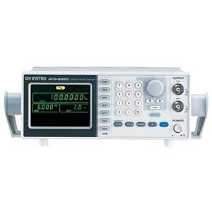 Arbitrary DDS Function Generator, 0.1 Hz - 5 MHz GW-INSTEK 01AF200500GS