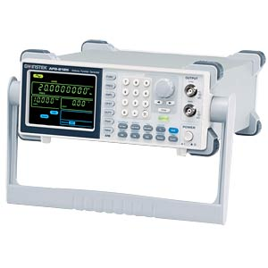 Arbitrary DDS Function Generator, 0.1 Hz - 5 MHz, Modulation GW-INSTEK 01AF210500GS