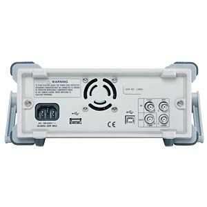 2-Kanal Funktionsgenerator, 1 Hz - 25 MHz GW-INSTEK 01AF222500GS