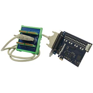 PCI express digital I/O board - bundle  112875