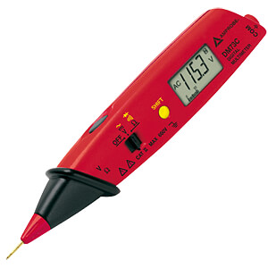 Multimeter DM73C, digital, 3400 Counts, Stiftmultimeter AMPROBE 2727739