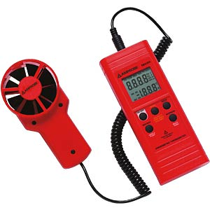 TMA10A, anemometer with flexible precision impeller AMPROBE 2817785