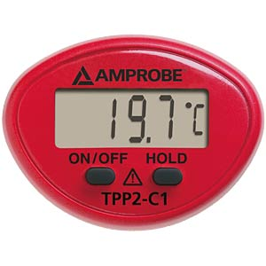TPP2-C1, pocket thermometer with surface probe AMPROBE 2826652