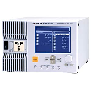 Programmable AC/DC Power Source GW-INSTEK 03NFPS1102AS
