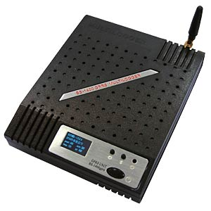GPRS receiver for Multilogger AREXX BS-1400GPRS