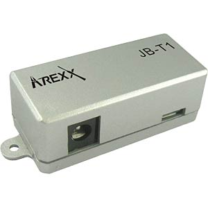 Connection box for ext. voltage, sensor AREXX JB-T1