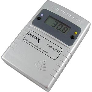 Temp.-Sensor mit Display AREXX PRO-55INT