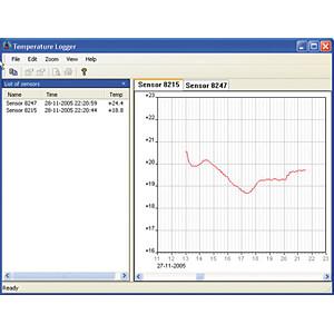 AREXX TL-500 temperature logging system AREXX TL-510