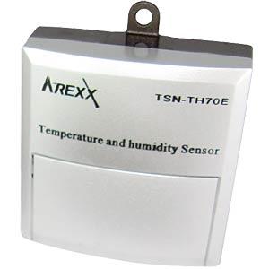 AREXX Temperatur- und Luftfeuchtesensor AREXX TSN-TH70E