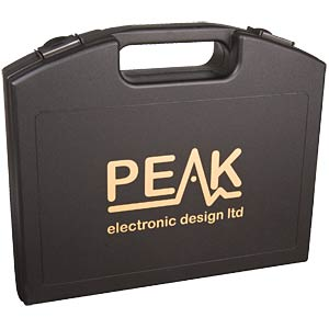 Transport case for Atlas component tester PEAK ELECTRONIC ATC55