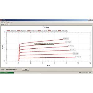 Komponententester DCA75 PRO, für Halbleiterbauelemente PEAK ELECTRONIC DCA75 PRO