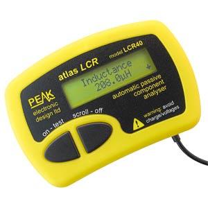 Atlas LCR40 LCR tester PEAK ELECTRONIC LCR40