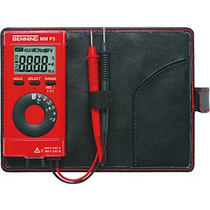 Digital Handmultimeter BENNING 044084
