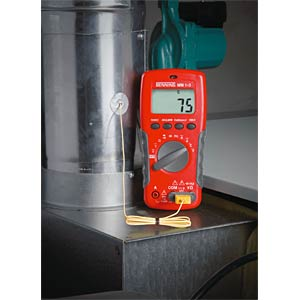 Digitale handmultimeter BENNING 044083