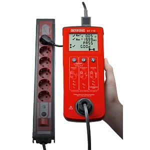 Gerätetester ST 710, DIN VDE 0701-0702 BENNING ST 710