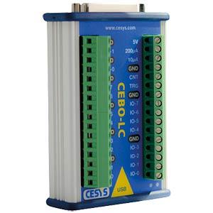 16-Bit Multi-I/O USB Messlabor CESYS GMBH CEBO LC