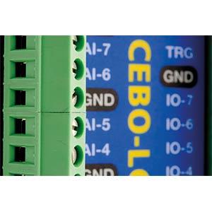 USB-Messlabor CEBO LC®, 16-Bit, USB CESYS GMBH CEBO LC
