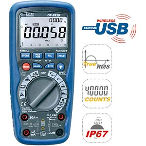 Multimeter DT-9939, digital, 40000 Counts CEM DT-9939