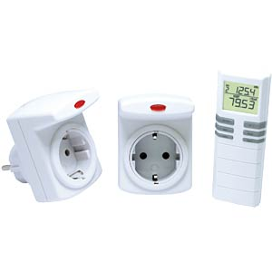 Funk-Energiekostenmessgerät Cost Control RC TECHNOLINE 02621