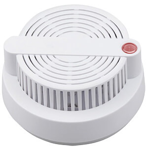 Smoke detector for wireless Protect alarm system OLYMPIA 5916