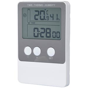 Temperature and humidity data logger FREI