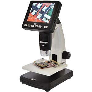 Digital camera microscope DigiMicro Lab5.0 DNT 52143