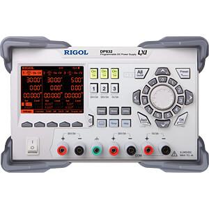 Laboratory power supply, 0 - 30 V, 0 - 3 A, stabilised, programm RIGOL DP832