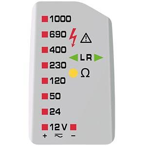 Spannungs- und Durchgangsprüfer DUSPOL® expert, 12 - 1000 V BENNING 050262