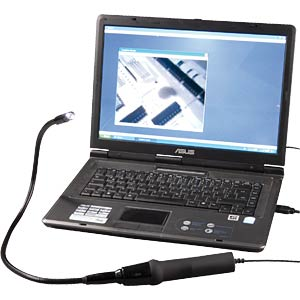 USB 2.0 endoscope camera, 8 mm FREI