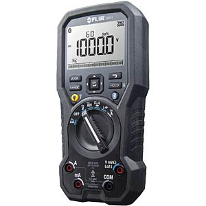 TRMS digital multimeter, 40,000 counts, bluetooth FLIR DM93