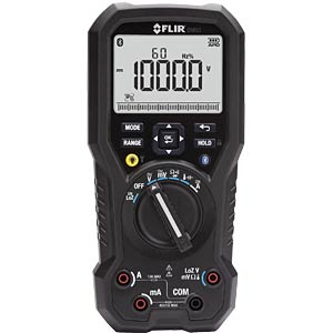 TRMS Digital-Multimeter, 40.000 Counts, Bluetooth FLIR DM93