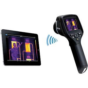Thermal imaging camera FLIR E40, WiFi, industry ECCN: 6A003.b.4. FLIR 64501-0101