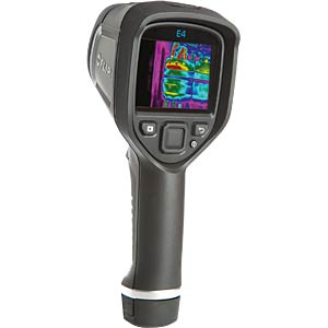 Thermal imaging camera FLIR E4, Bundle with free Power Bank, ECC FLIR 63901-0101