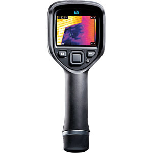 Thermal imaging camera FLIR E5, industry, construction ECCN: 6A0 FLIR 63905-0501