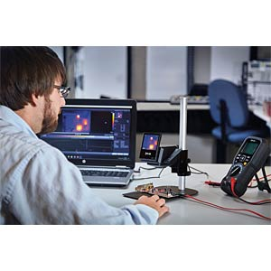 Wärmebildkamera ETS320, Desktopversion, -20 °C ... +250 °C FLIR 63950-1001