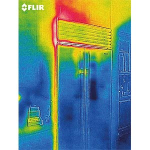Thermal Imaging Camera for Android devices<br /> FLIR 435-0003-04-00
