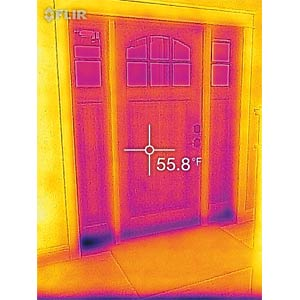 Thermal Imaging Camera for iOS devices  FLIR 435-0002-04-00