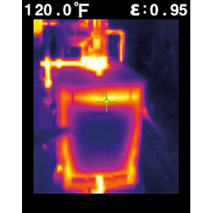 Flir TG165 Spot Thermal Camera FLIR