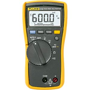 Digital handheld multimeter FLUKE 2583552