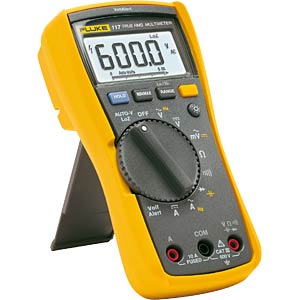 Multimeter 117, digital, 6000 Counts, TRMS FLUKE 2583647