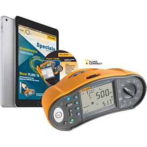 Installationsprüfgerät 1664 FC, universal FLUKE 5003475