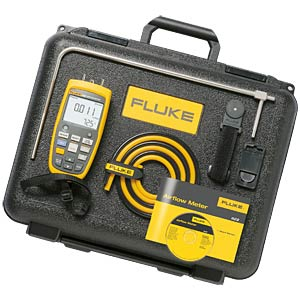 Fluke 922 air flow meter + accessories FLUKE 2679831