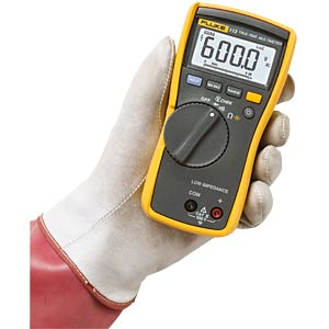 Multimeter 113, digital, 6000 Counts, TRMS FLUKE 3088053