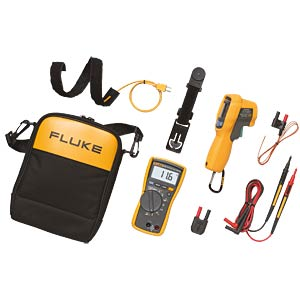 Fluke combo kit: multimeter and IR thermometer FLUKE 4296018