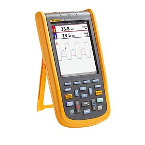 Fluke 120B Series Industrial ScopeMeter® Set FLUKE 4755890